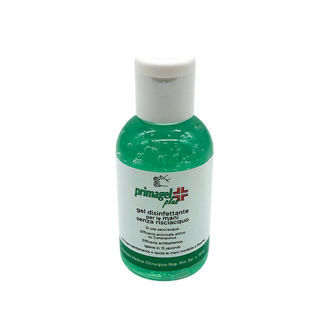 Gel disinfettante mani Primagel a base alcolica - 50 ml