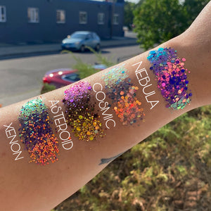 GALAXY GLITTER COLLECTION