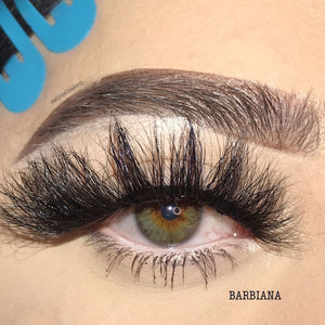 25mm LUXE LASHES
