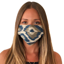 Load image into Gallery viewer, Animal Fun Print Face Mask 3 Layers - Kids and Adult sizes - Face Masks Made in Canada -Masques en tissu fait a quebec