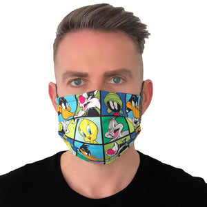 Looney Tunes Face Mask 3 Layers - Kids and Adult sizes - maskincanada