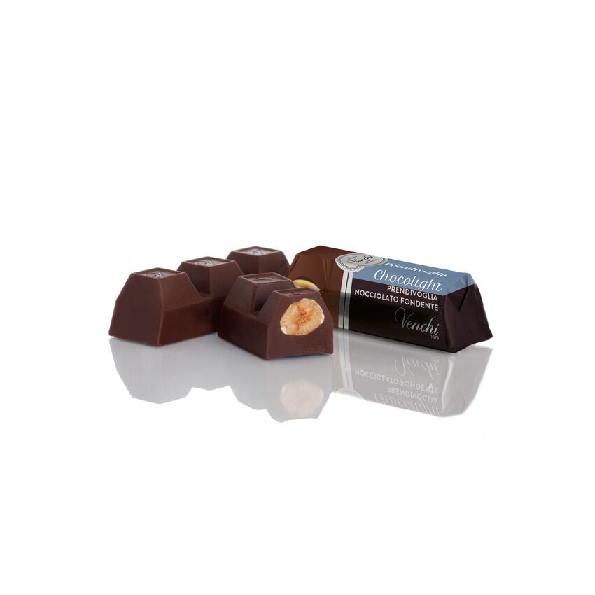 Dark Chocolate Prendivoglia Chocolight Bulk 100G