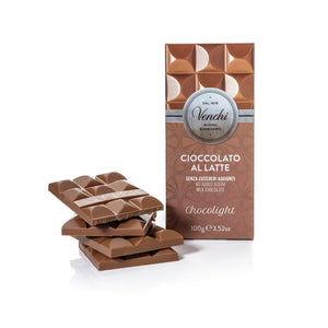 Milk Chocolate Bar Chocolight 100G