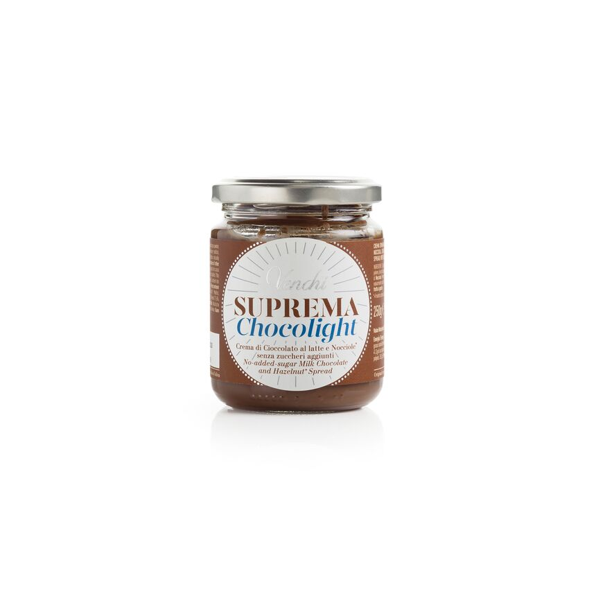 Suprema Chocolight Spread 250G