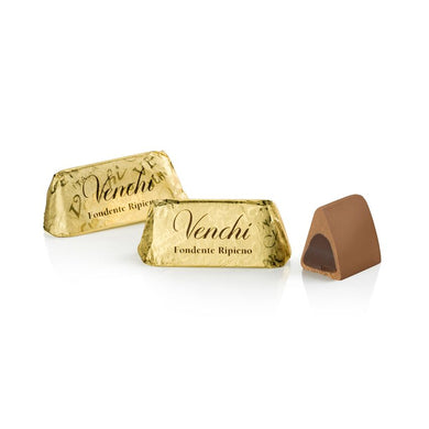 Dark Filled Giandujotto Bulk 100G