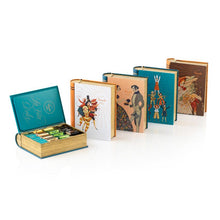 Load image into Gallery viewer, Assorted 16 pcs Cremini Metal Mini Book