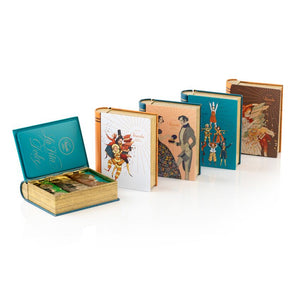 Assorted 18 pcs GranBlends Metal Mini Book