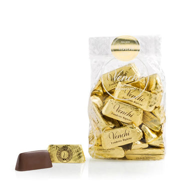 Dark Filled Giandujotto Bulk 300G