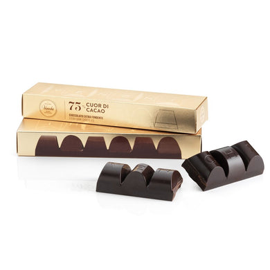 75% Dark Chocolate Mini Block 175G