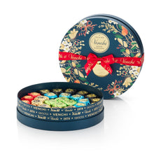 Load image into Gallery viewer, Assortment of 1300G Chocolates Round Christmas Box