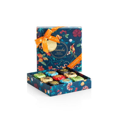 Assorted Cubotti Chocoviar Garden Square Box 186G
