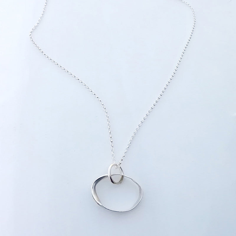 Jane Foster Silver Necklace