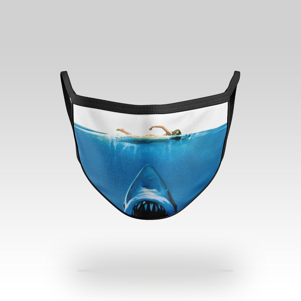 Jaws - Face Mask