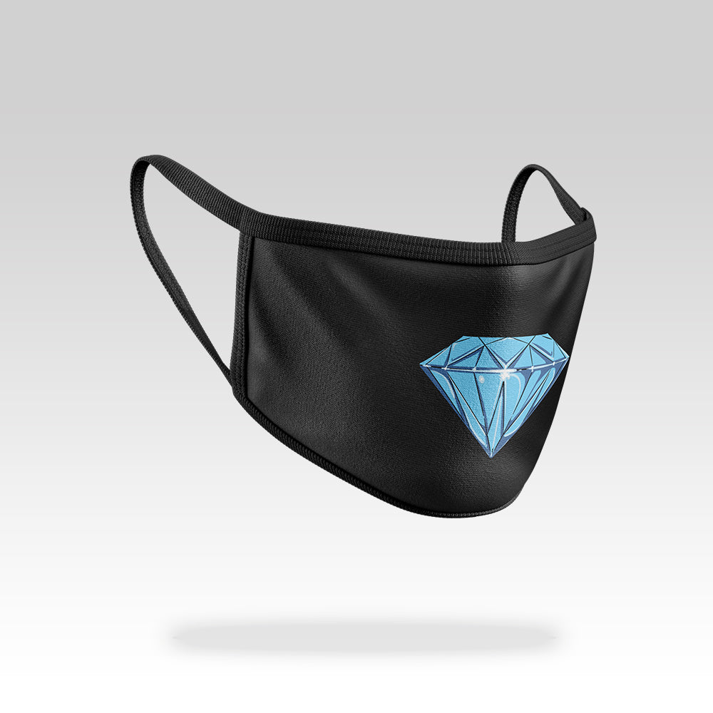 Diamond - Face Mask