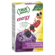 True Lemon Energy Wild Blackberry Pomegranate (6 packets)