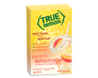 TRUE LEMON PEACH LEMONADE 10 PKTS
