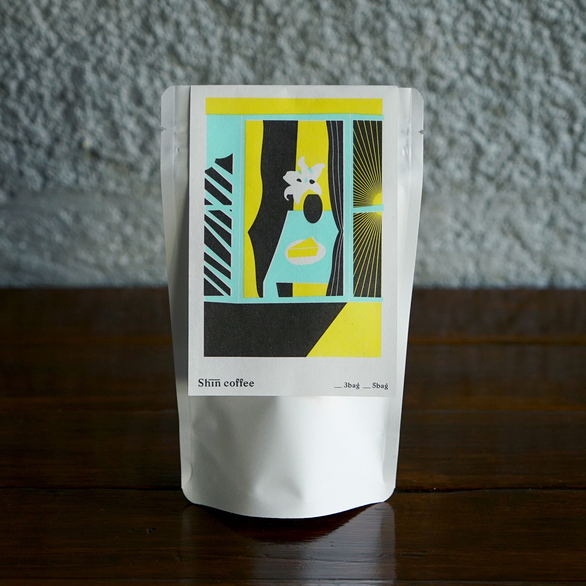 【Shin coffee】Afternoon ~5bag~ - tagcafe