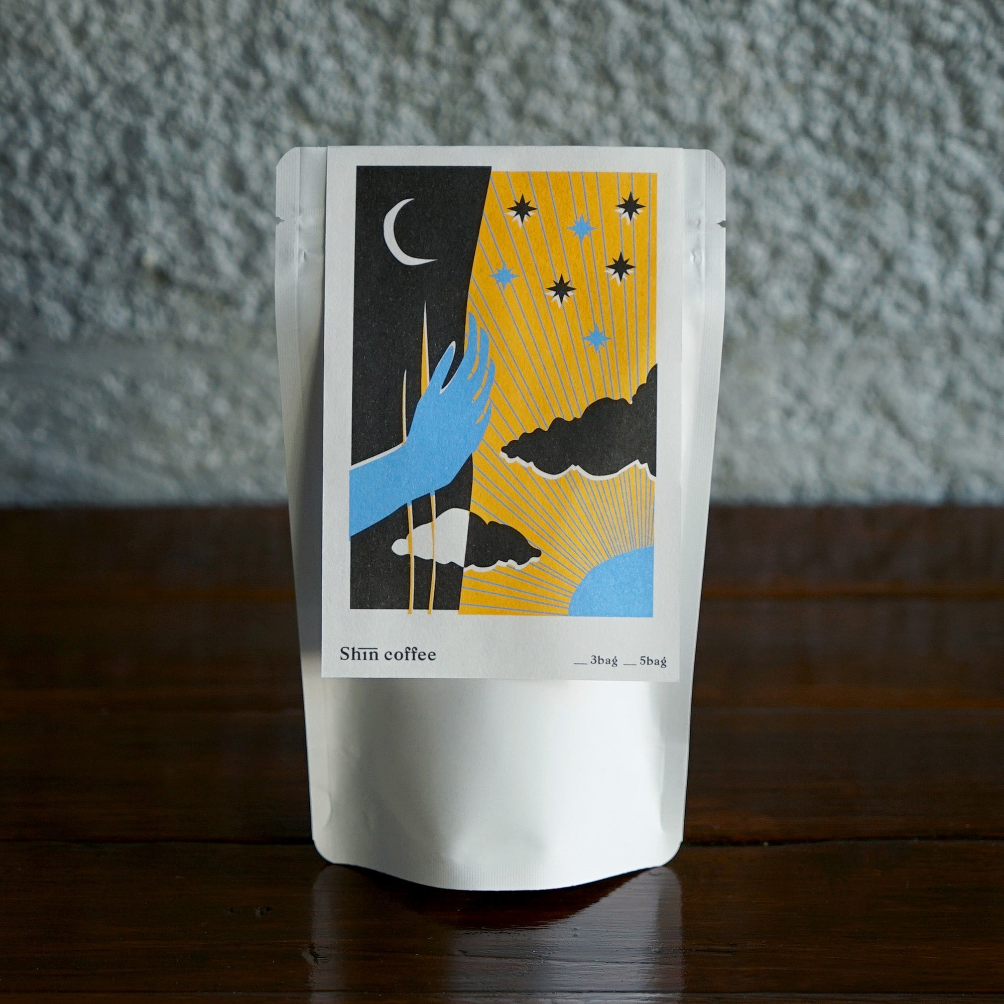 【Shin coffee】Sunrise ~5bag~ - tagcafe