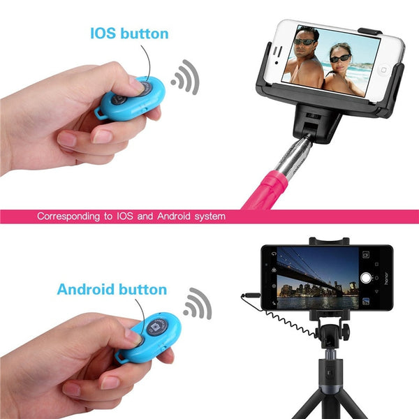 Shutter Release button for selfie