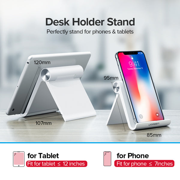 Ugreen Phone Holder Stand Mobile Smartphone Support Tablet