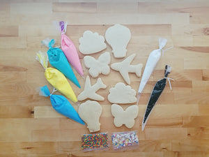 In The Sky Cookie Decorating Kit
