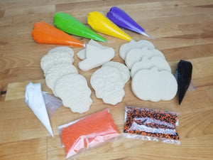Halloween DYO cookie kit