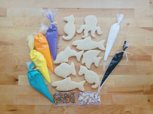 Load image into Gallery viewer, Under The Sea Cookie Decorate Kit