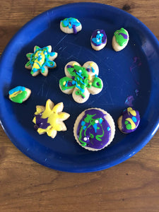 Spring Time Decorate Cookie Kit