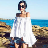 North Beach Off The Shoulder Top