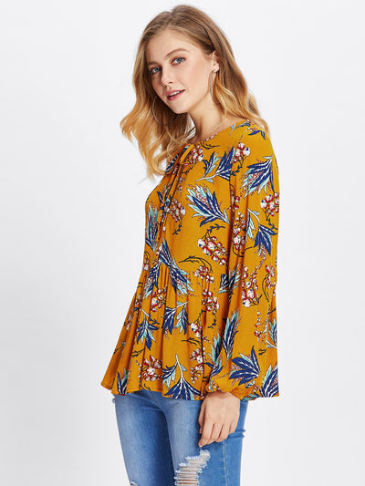 Bright Side Boho Top - Boho Buys