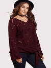 PLUS SIZE Ada Knit - Boho Buys