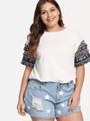 PLUS SIZE Dreamer Top - Boho Buys