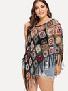PLUS SIZE Wild Ride Throw Over - Boho Buys