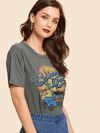 California Dreams Tee - Boho Buys