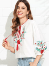 Tijuana Cotton Top - Boho Buys