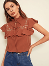 Soul Cotton Top - Boho Buys