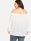 PLUS SIZE Cleo Top - Boho Buys