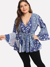 PLUS SIZE Kirby Top - Boho Buys
