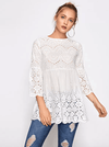 Polly Cotton Top - Boho Buys
