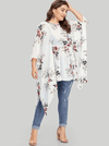 PLUS SIZE Maya Top - Boho Buys