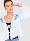 Fly Away Blouse - Boho Buys