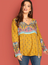 PLUS SIZE Bobbi Top - Boho Buys