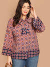 PLUS SIZE Folly Top - Boho Buys