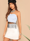 Moon Child Festival Crop - Boho Buys