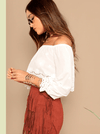 Grace Cotton Top - Boho Buys