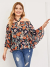 PLUS SIZE Sicily Dreaming Top - Boho Buys