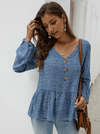 Enigma Top | BLUE - Boho Buys