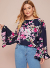 PLUS SIZE Lana Top - Boho Buys
