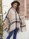 Connecticut Poncho - Boho Buys