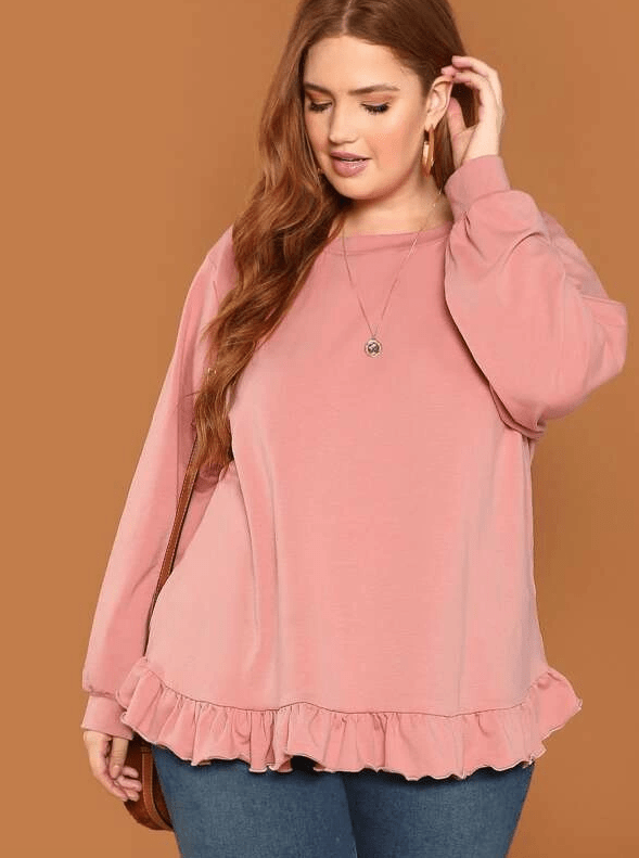 Posy Sweat Shirt - Boho Buys